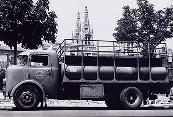 Historia Transportes Garme