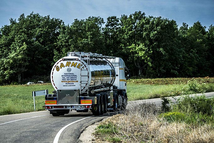 Transport de liquides alimentaires EUROPE