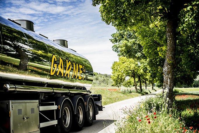 Liquid foodstuff transport SPAIN